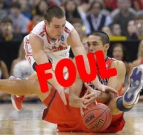 Bentuk Pelanggaran Foul Dalam Permainan Bola Basket