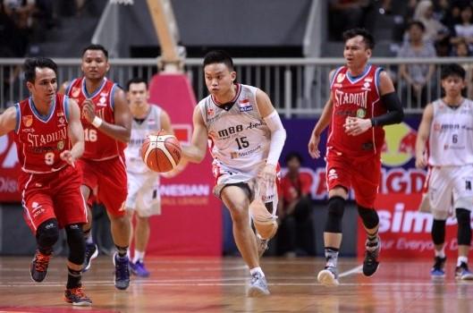 Pemain Basket Termuda Berbakat Di Indonesia